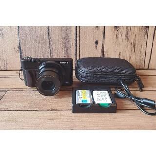 SONY - 値下【美品】SONY  RX100 初代 ソニー デジタルカメラ 1インチ