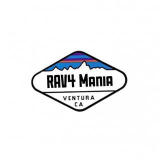 RAV4 パタゴニア ステッカー