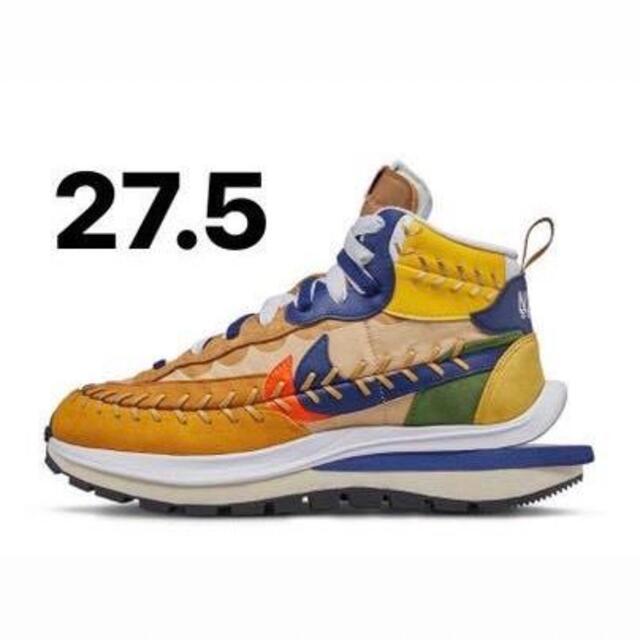 sacai(サカイ)のNIKE x SACAI x Jean Paul Gaultier 27.5cm メンズの靴/シューズ(スニーカー)の商品写真