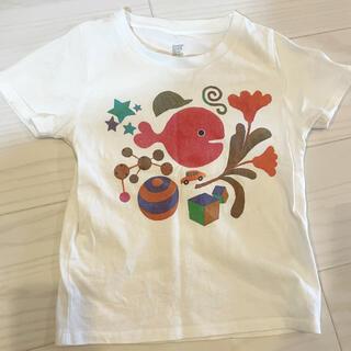 グラニフ(Design Tshirts Store graniph)のTシャツ サイズ100(Tシャツ/カットソー)