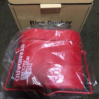THE NORTH FACE - 希少 ノースフェイス スタンダード 広島限定 赤 ライスクッカー 飯盒 未使用
