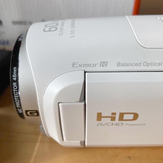 SONY(ソニー)のSONY  SONY HDR-CX670 HANDYCAM スマホ/家電/カメラのカメラ(ビデオカメラ)の商品写真
