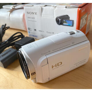 SONY - SONY  SONY HDR-CX670 HANDYCAM