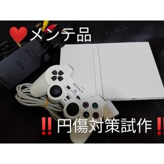 PlayStation2 - プレステ2 薄型 セット レンズ清掃 円傷対策 プレイステーション2