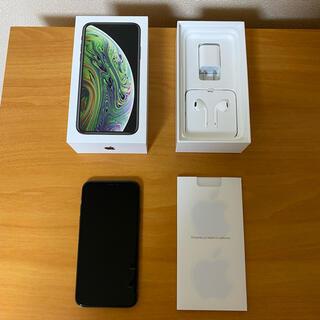 Apple - iPhone Xs Space Gray 512 GB au SIMロック解除済