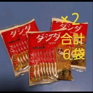 コストコ(コストコ)の送料込 牛肉ダシダ 8g×12個 スティック 72本(調味料)