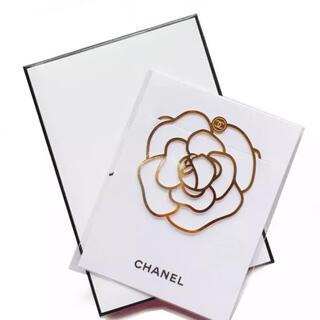 CHANEL - CHANEL ブックマーク カメリア