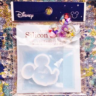 ディズニー(Disney)のミッキーシリコンモールド(各種パーツ)