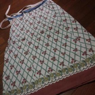 フェリシモ(FELISSIMO)のフェリシモ ラップスカート(ひざ丈スカート)