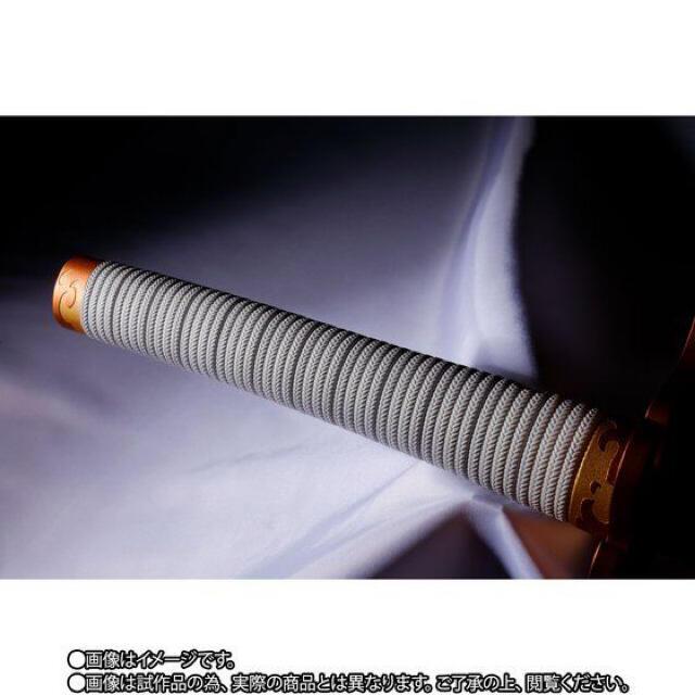 BANDAI(バンダイ)のproplica 日輪刀 煉獄杏寿郎 鬼滅の刃 エンタメ/ホビーのおもちゃ/ぬいぐるみ(キャラクターグッズ)の商品写真