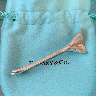 Tiffany & Co. - Tiffany&Co. ティファニー イチョウ ピン ブローチ