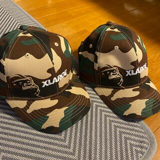 エクストララージ(XLARGE)のXLARGE KIDS(帽子)