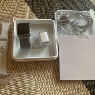 Apple Watch - 初代Apple Watch38mm  ステンレスモデル ほぼ未使用品