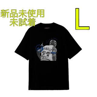 NIKE - nike jordan fragment travis 黒 Tシャツ L