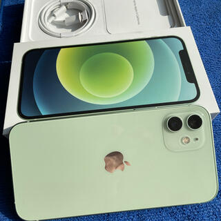 iPhone - 【超綺麗】iPhone12  128GB  SIMフリー