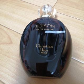 クリスチャンディオール(Christian Dior)の Dior POISON EAU TOILETTE香水  100m(香水(女性用))