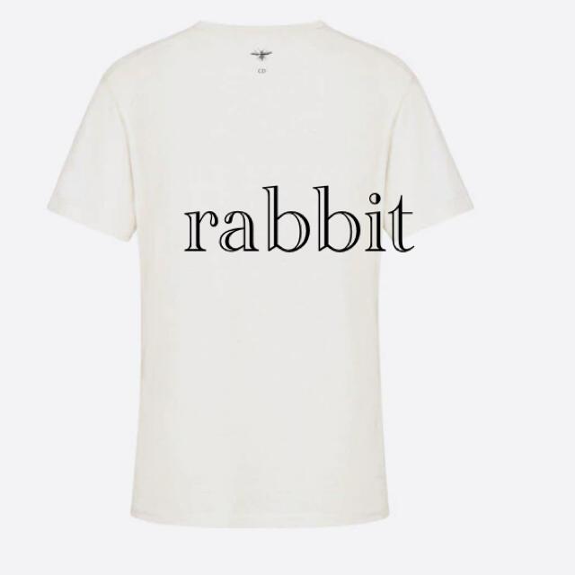 Dior(ディオール)のDIOR Tシャツ 定番一番人気❣️ レディースのトップス(Tシャツ(半袖/袖なし))の商品写真