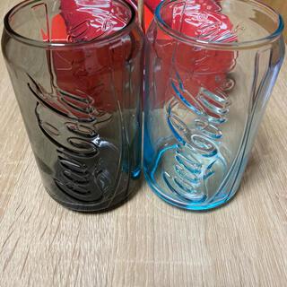 コカコーラ(コカ・コーラ)の新品未使用 コカコーラ グラス 355ml マクドナルド(グラス/カップ)