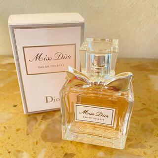 クリスチャンディオール(Christian Dior)のMiss Dior オード トワレ(香水(女性用))