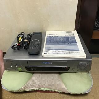 パイオニア(Pioneer)のパナソニック VHFビデオデッキ NV-HB330(その他)
