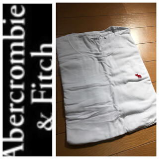 アバクロンビーアンドフィッチ(Abercrombie&Fitch)の◎S◎新品正規品◎アバクロ◎UネックTシャツ◎送料込(Tシャツ/カットソー(半袖/袖なし))