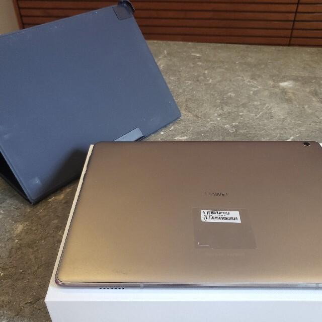 HUAWEI(ファーウェイ)の【美品】MediaPad M3 Lite 10/Wi-Fi/32GB スマホ/家電/カメラのPC/タブレット(タブレット)の商品写真