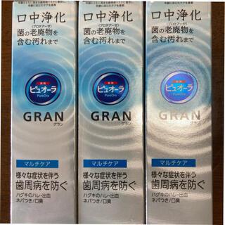 ピュオーラGRAN(グラン) マルチケア (薬用ハミガキ)