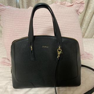 Furla - 3,500円→2,700円に値下げFURLA ハンド/ショルダー 2wayバッグ