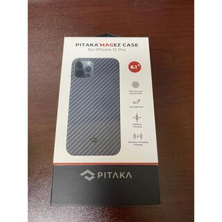 アイフォーン(iPhone)の「PITAKA」MagEZ Case iPhone 12 Pro 新品未開封(iPhoneケース)