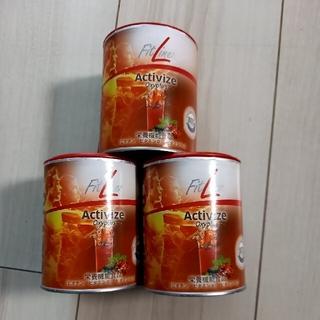アクティヴァイズ PM fitline フィットライン  3缶