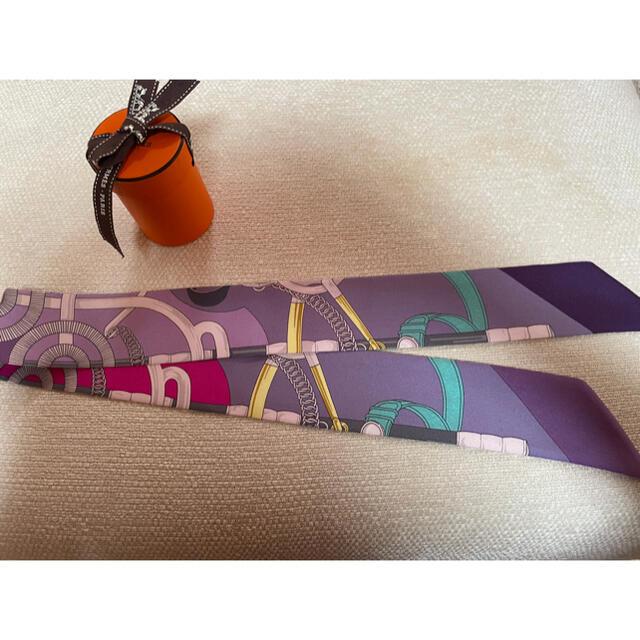 Hermes(エルメス)のHERMES エルメス ツイリー レディースのファッション小物(バンダナ/スカーフ)の商品写真