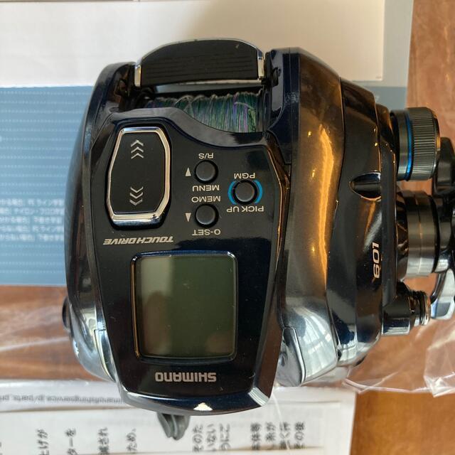 SHIMANO(シマノ)のシマノ フォースマスター 601 (左ハンドル) 2020年モデル/電動リール スポーツ/アウトドアのフィッシング(リール)の商品写真