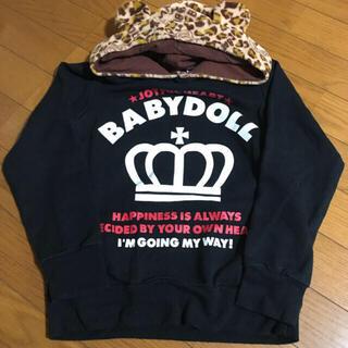ベビードール(BABYDOLL)のBABYDOLLパーカー(その他)