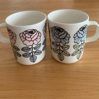 marimekko - marimekko VIHKIRUUSU 廃盤 マグカップ