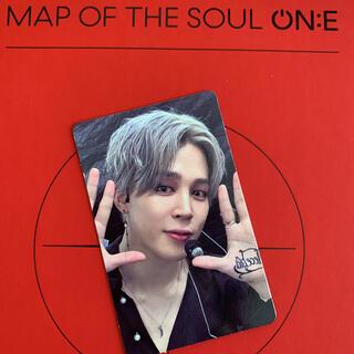 防弾少年団(BTS) - BTS MAP OF THE SOUL ON:E DVD トレカ ジミン