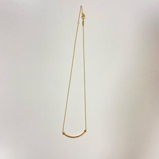 Tiffany & Co. - TiffanyT  スマイルペンダント (スモール)