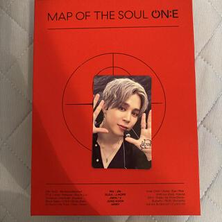 防弾少年団(BTS) - BTS MAP OF THE SOUL ON:E ジミン トレカ DVD