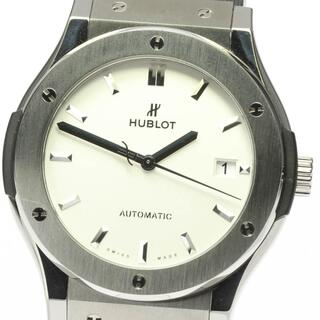 ウブロ(HUBLOT)の☆良品 ウブロ クラシックフュージョン メンズ 【中古】(腕時計(アナログ))