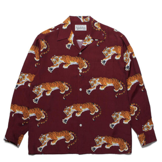 ワコマリア(WACKO MARIA)のWACKOMARI TIM 長袖シャツ Mサイズ(シャツ)