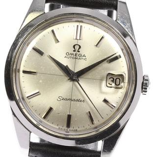 オメガ(OMEGA)のオメガ シーマスター アンティーク 166.010 メンズ 【中古】(腕時計(アナログ))