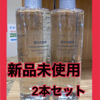 ムジルシリョウヒン(MUJI (無印良品))の無印良品 導入化粧液400ml 2本(ブースター/導入液)