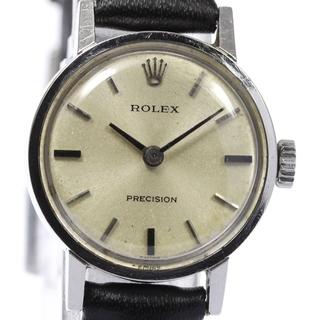 ロレックス(ROLEX)のロレックス プレシジョン 2649 レディース 【中古】(腕時計)