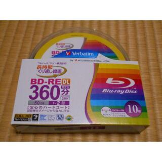 休日値引 未使用 BD-RE DL 50GB 10枚
