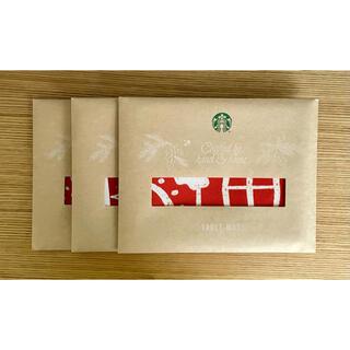 スターバックスコーヒー(Starbucks Coffee)のスターバックス★テーブルマット★非売品★限定★Stsrbucks(テーブル用品)