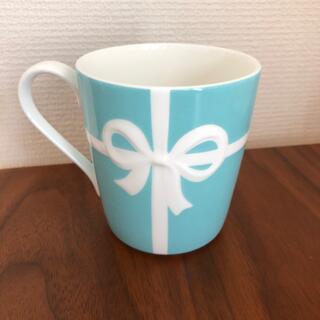 Tiffany & Co. - ティファニー ブルーリボン マグカップ