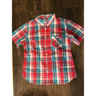 ロデオクラウンズワイドボウル(RODEO CROWNS WIDE BOWL)のRCWB  シャツ(Tシャツ(半袖/袖なし))