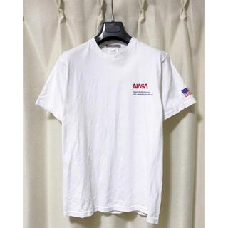 シップス(SHIPS)のSHIPS シップス 別注 NASA ナサ Tシャツ M(Tシャツ/カットソー(半袖/袖なし))