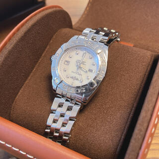 BREITLING - BREITLING ギャラクティック32 A715A08PA