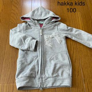 hakka kids - ハッカキッズ hakka kids 100 パーカー