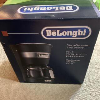 DeLonghi - <新品> デロンギ ドリップコーヒーメーカー ICM14011J